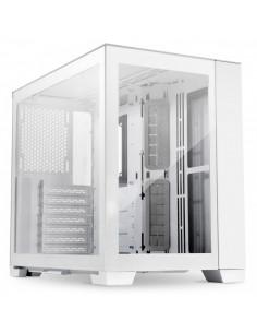 Lian Li O11 Dynamic Mini Snow Edition, Midi-Tower, Vidrio templado - blancon casemod.es