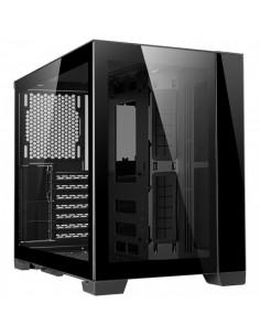 Lian Li O11 Dynamic Mini, Midi-Tower, vidrio templado - negro casemod.es