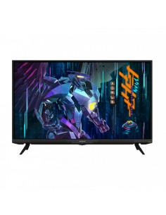 Gigabytes Aorus FV43U, 109,22 cm (43 pulgadas) 4K / UHD, 144Hz, FreeSync Premium / G-SYNC Comp. VA - DP, HDMI casemod.es