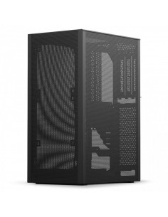 Ssupd mini-ITX de malla completa meshlicious - negro PCIE 3.0 casemod.es