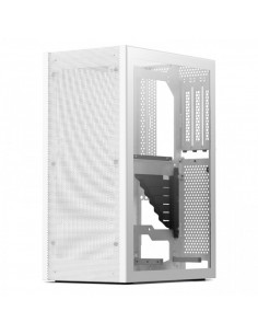 Ssupd Meshlicious Mini-ITX - Vidrio templado, blanco PCIE 3.0 casemod.es