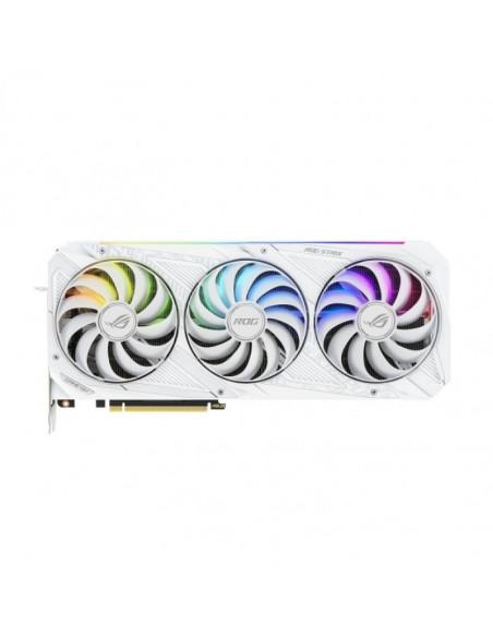 ASUS GeForce RTX 3090 ROG Strix O24G White, 24576 MB GDDR6X casemod.es
