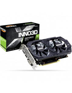 INNO3D GeForce GTX 1660 Super Twin X2, 6144 MB GDDR6 casemod.es