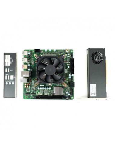 AMD Cardinal PACK AMD 4700S 16GB VGA RX 550 2GB GDDR5 casemod.es