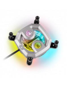 Corsair Bloque de agua para CPU Hydro X Series XC7 RGB (1200 / AM4) - plateado casemod.es