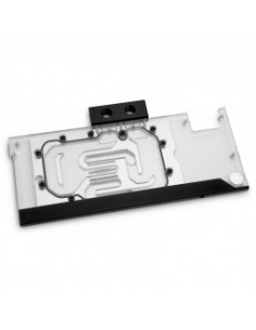 EK Water Blocks Enfriador de agua EK-Classic GPU RX 6800/6900 D-RGB - níquel + acrílico casemod.es