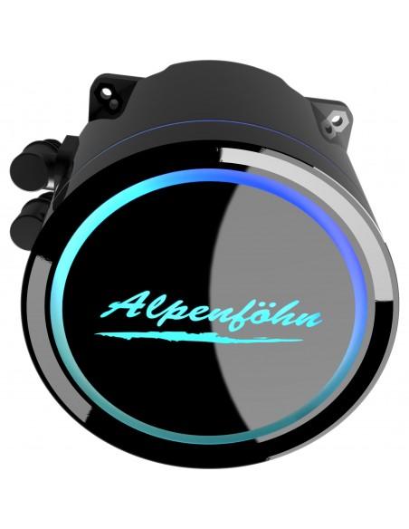 Alpenföhn AIO Gletscherwasser 360 ARGB - negro casemod.es